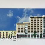 Проект университетского городка в калуге