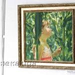 """В. В. Харченко. """"Зелёный лес кукурузы"""", 2014 года калуга"""