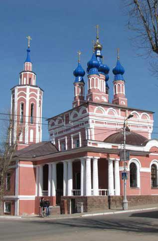 К 330-летию Никитского храма открылась выставка о его истории