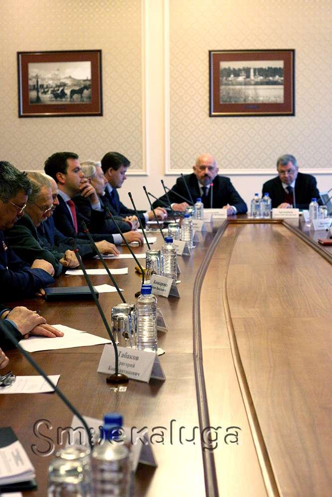 Губернатор предложил создать Институт культуры им. С. С. Туликова