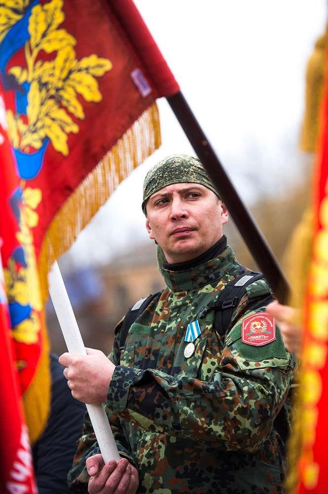 В Калуге открылась «Вахта памяти – 2015»