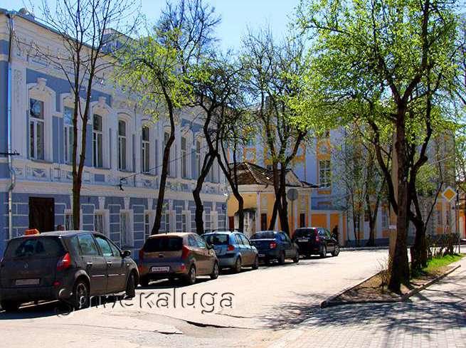 Школьники будут проводить бесплатные пешеходные экскурсии по улице Воскресенской
