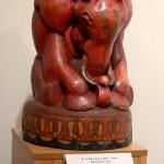 В. А. Ватагин. «Красный слон» калуга