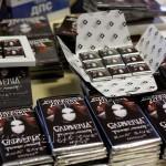 К фестивалю подготовили фирменные шоколадки с изображением Cadaveria rfkeuf