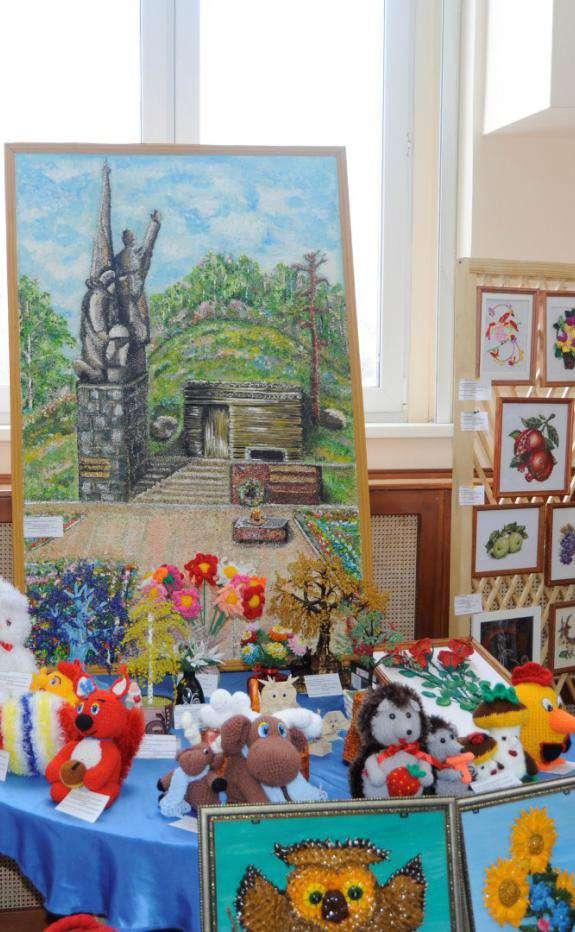 В рамках XX выставки-конкурса воспитанников интернатных учреждений пройдёт ярмарка
