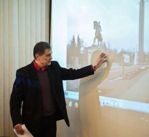 Предложение по месту установки памятника калуга