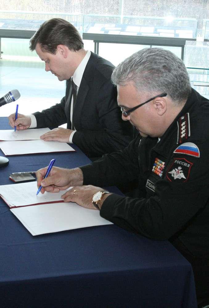 Подписано соглашение о сотрудничестве между Калужской областью и управлением культуры Минобороны РФ