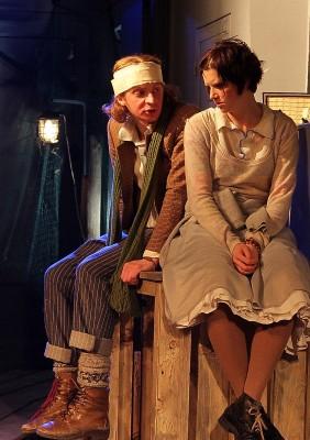 Ирландская история в 2-х действиях «Калека с острова Инишмаан» в Калужском областном драматическом театре