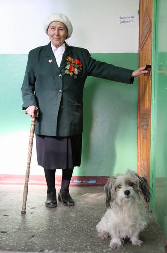 На несколько дней в Калуге выставлены работы финалистов международного фотоконкурса «Надежда – 2015»