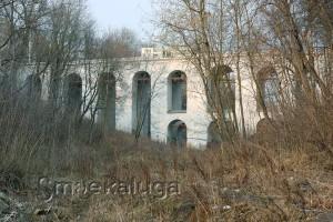 Каменный мост (вид из Березуевского оврага) калуга