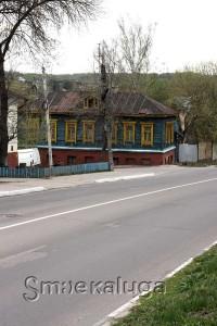 Дом Чеховых в кадуге