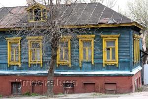 Дом Чеховых калуга