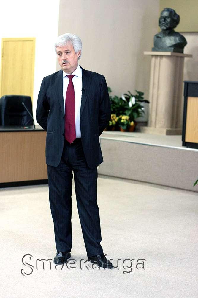 Сергей Ткаченко ответил на вопрос «Нужны ли Калуге Московские ворота?»