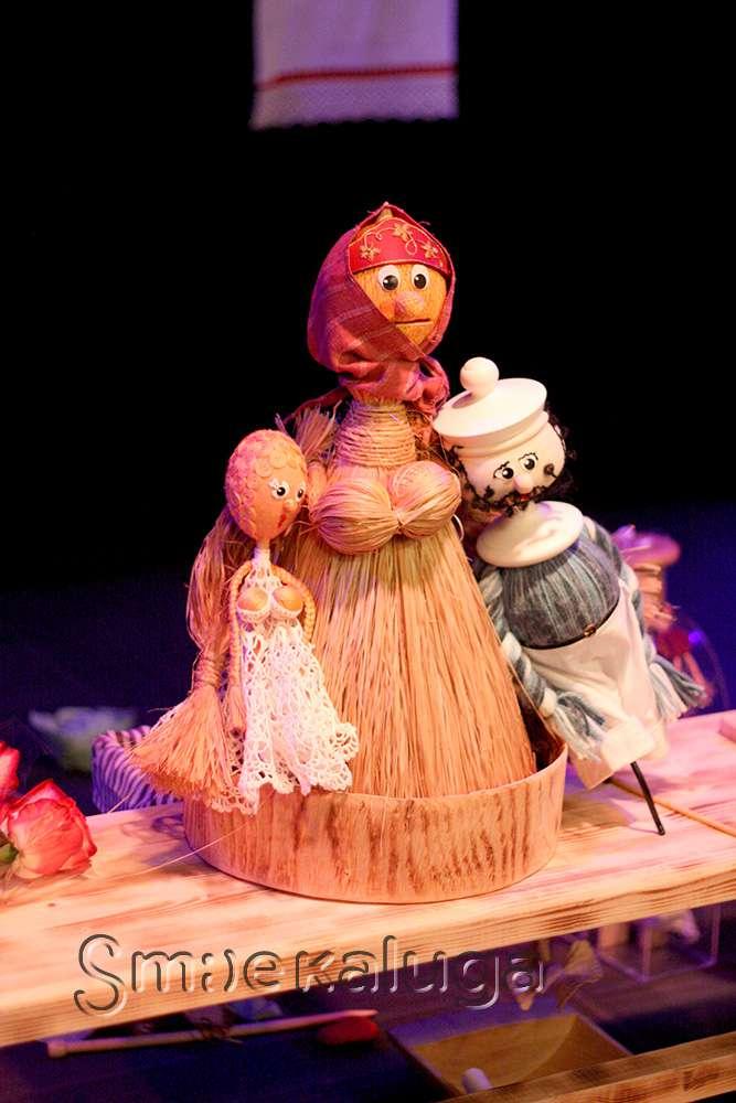 В Калужском театре кукол прошла премьера спектакля «Ваня Датский» по книге Бориса Шергина