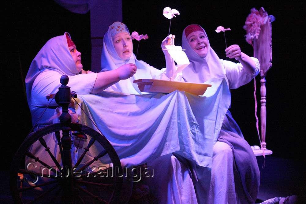 Калужский театр кукол объявляет конкурсный набор в труппу театра