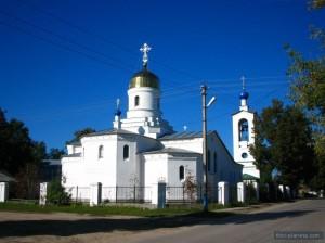 Свято-Покровский храм жиздра
