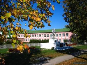 Здание школы №1 жиздра