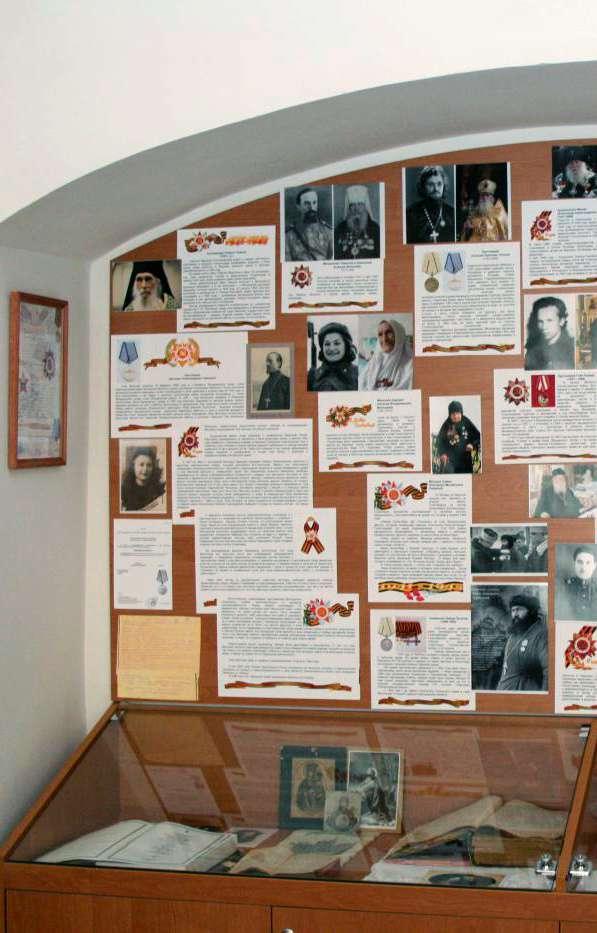 В Калужской православной гимназии появился Музей воинской славы