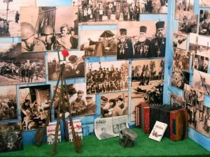 В экспозиции музея калуга