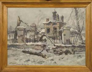 """Выставка """"Война и мир"""". Тархов Д. М. Калуга 1942 года калуга"""