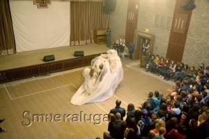 "Перформанс Театра Креативного Танца ""ТЕКТ"" город калуга"