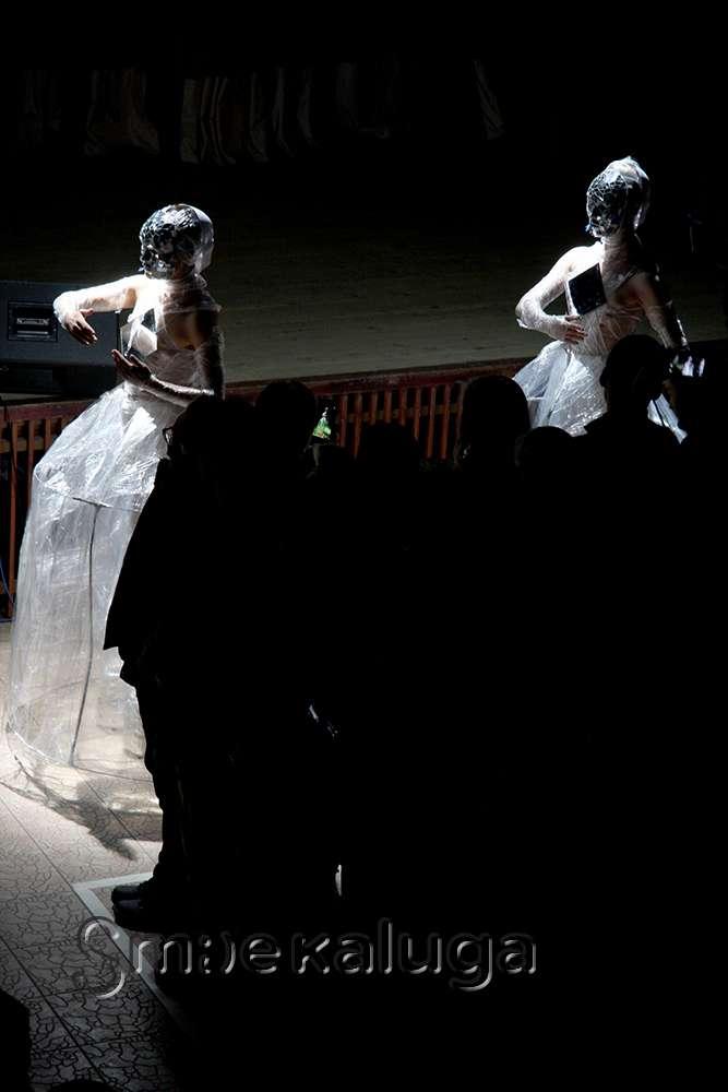 «Галерейная ночь» в Доме музыки открыла третий фестиваль современного искусства «Циолковский Фест»