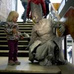 В Государственном музее истории космонавтики город калуга