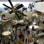 В Государственном музее истории космонавтики калуга