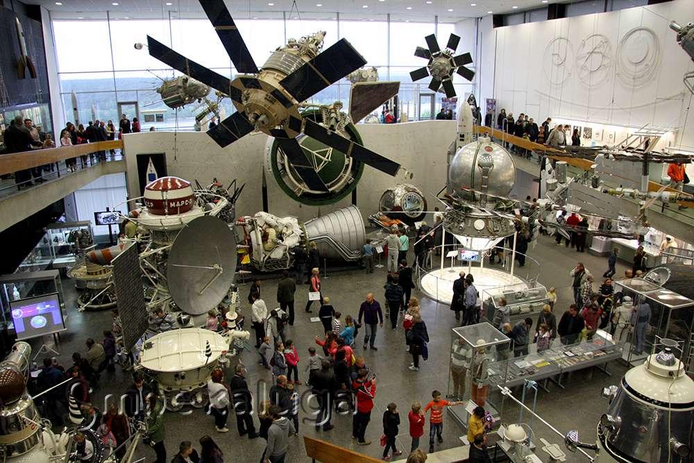 «Ночь музеев» в Государственном музее истории космонавтики: блюзовый джем-сейшн, арт-кафе, ночные экскурсии, фаер-шоу…