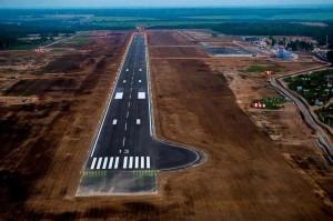 "аэропорт сВзлётная полоса аэропорта ""Калуга"" калуга"