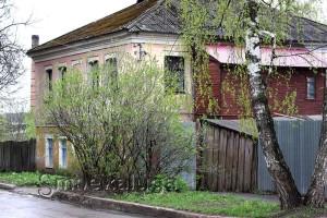 Дом №44 по улице Знаменской калуга