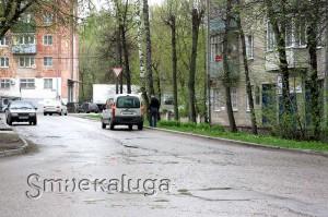 Улица Краснопивцева калуга