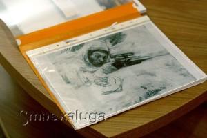 Копии рисунков Ивана Евстигнеева калуга