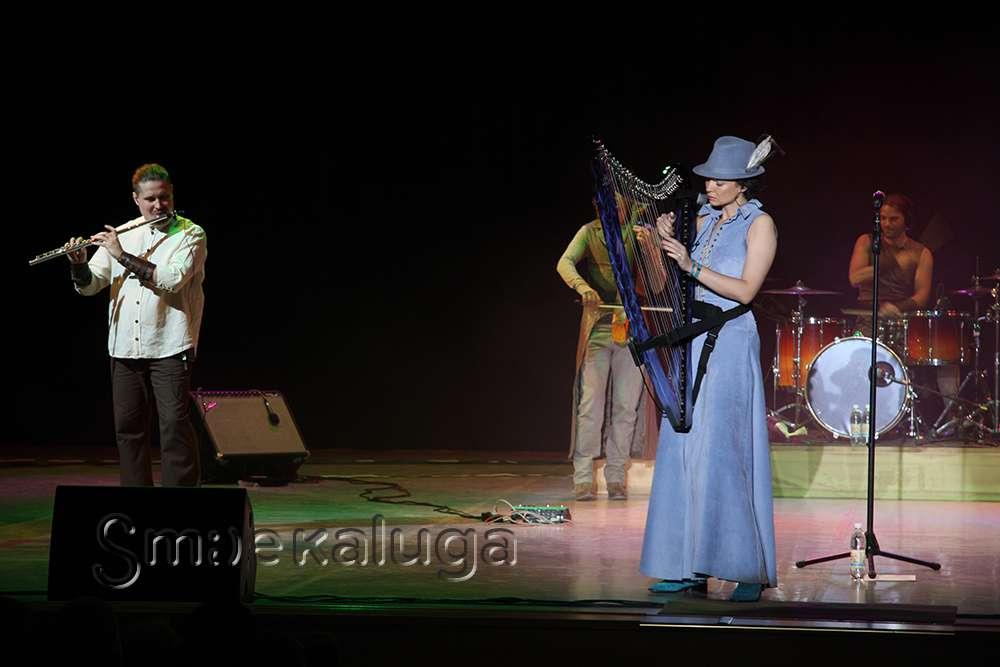 В конце марта в Калугу вновь приедет «Мельница» с новым альбомом «Алхимия»