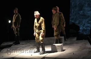 """Спектакль """"Монологи о войне"""" калуга драм"""