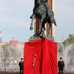 Памятник Г. К. Жукову калуга