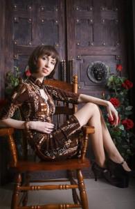 Римма Наговицына в калуге