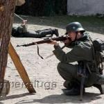 Военно-историческая реконструкция «Последний бой 1945-го» в калуге