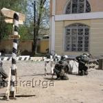 Военно-историческая реконструкция «Последний бой 1945-го» город калуга