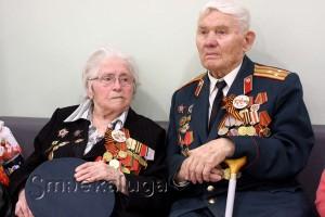 Анастасия и Иван Сотник в калуге