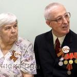 Валентин и Зинаида Ульяшины в калуге