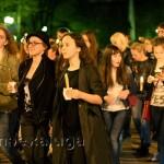 Акция «Свеча памяти» 8 мая калуга