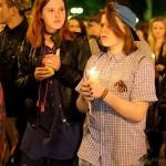 Акция «Свеча памяти» день победы калуга