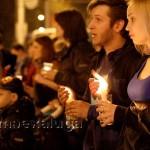 Акция «Свеча памяти» 70 летие победы калуга