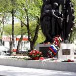 Памятник труженикам тыла калуга