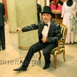 Гостей встречал Александр Кривовичев калуга