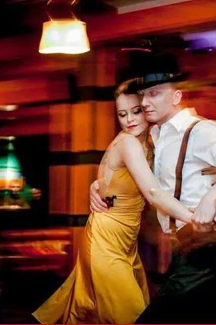 Калужское танго-сообщество предлагает провести июньские выходные в ритме танго