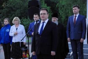 Заместитель губернатора Калужской области Руслан Смоленский калуга