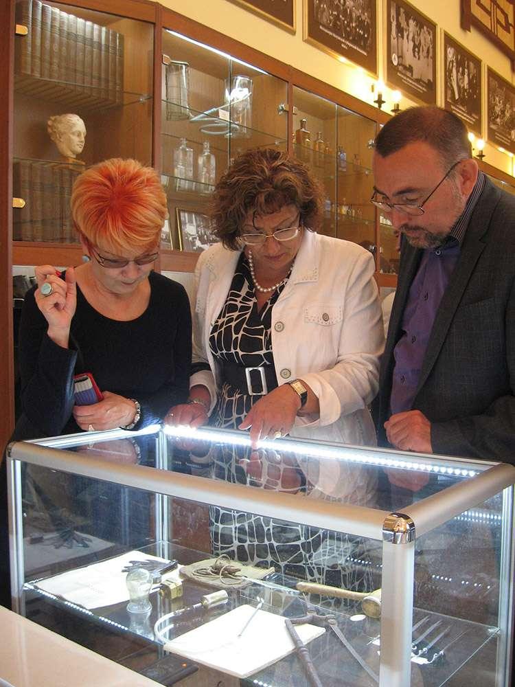 В Калуге открыли Музей медицины