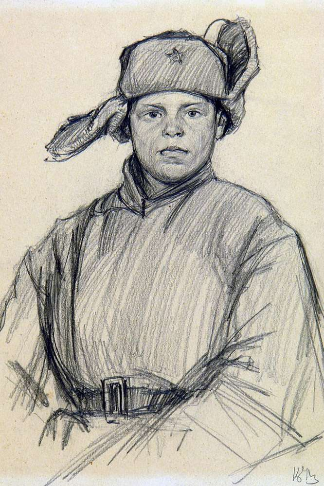 В Калужском музее изобразительных искусств представлен «Репортаж с войны»